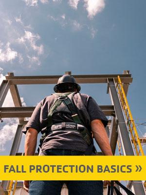 Fall Protection Basics Cover Photo