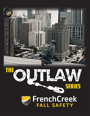 Outlaws Series Flyer
