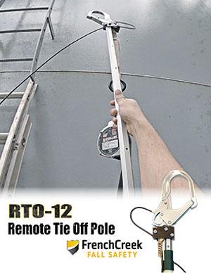 Remote Tie-Off Pole RTO Flyer