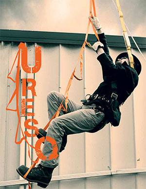 U Res Q Self Rescue System Flyer