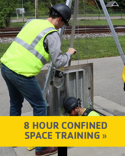 8 Hour Confined Space Training
